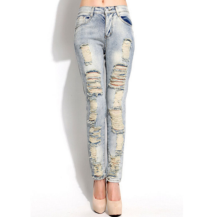 Xr8qxfw Vaqueros Pantalones Comprar Rotos Mujer SzqMUGVp