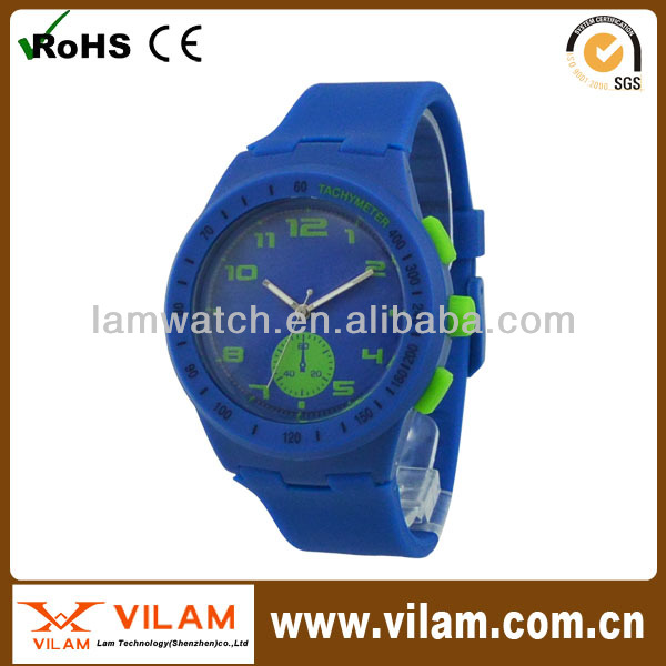 Wholesale alibaba china watches men ion power silicone watc