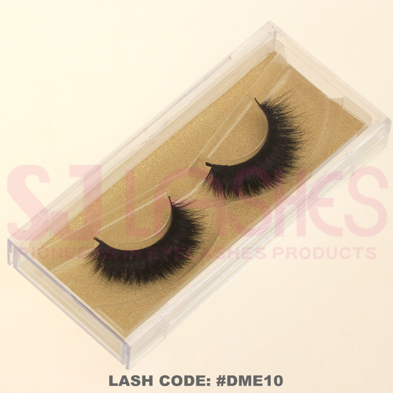 SJ LASHES Private Label 3d mink eyelashes lot