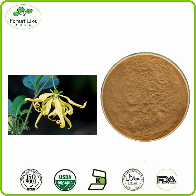 New product 100% natural ylang flower Extract