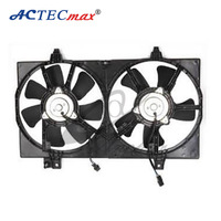 auto car fan;auto cooling fan;twin electric fan for auto air conditioner