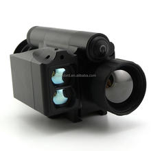 905nm Thermal Image Night Hunting Cameras with 5inch Display Thermal Night Vision Scope with Mini Laser Rangefinder