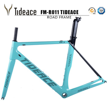 Nice Painting Carbon Frameset 2017 Aero Carbon Road Bike Frame ...