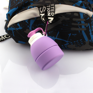 Shenzhen Transparent 580ml New Product Stock Protein Shaker Waterbottle Hot Water Bottle