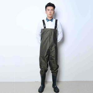 70D Waterproof Nylon Fishing Chest Wader, Men's Waders
