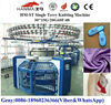 Double Jersey Universal terry Knitting Machine,towel making machine/textile machine