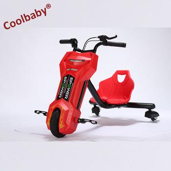 vats kart Coolbaby Children Electric Drift Car Flick Kart Tricycle Scooter 3  vats kart