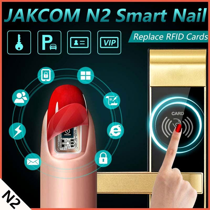 Jakcom N2 Smart Nail 2017 New Premium Of Access Control Card Hot Sale With Wearable Devices Rabbit Ear Tag Rfid