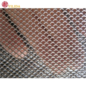 factory supply light weight expanded metal sheet for construction