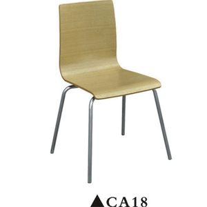 Bending furniture latest model/bent wood chair CA18