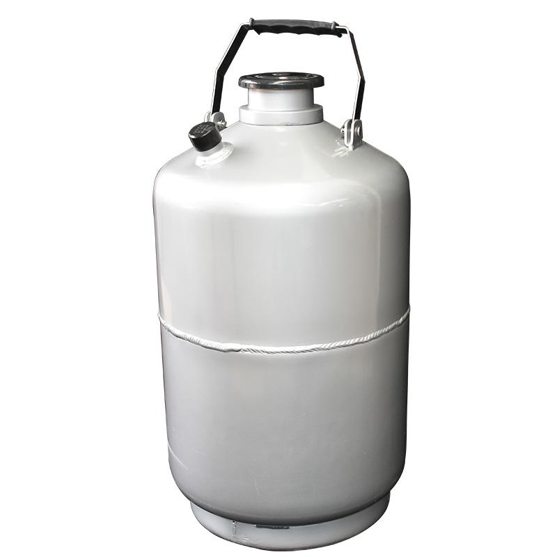 YDS-6 6l semen storage tank cryogenic liquid nitrogen dewar