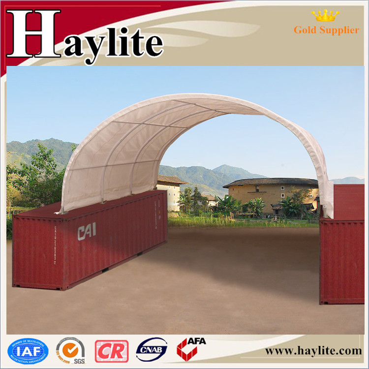 Customized strong steel container tent storage shelter