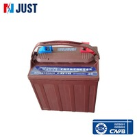Industry leading 4-EV-145 rechargeable storage golf cart battery