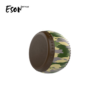 Eson Style bluetooth speaker hot sexi photo india drum portable mini outdoor OEM waterprint customized logo CE ROHS BQB FCC