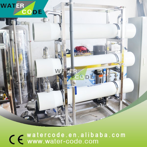 Dyeing factory underground bio energy cartridge water filter system