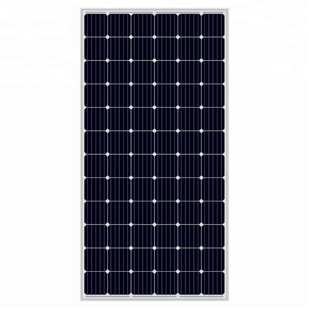 Economic and Efficient 72 Cell utility scale 350w 370w solar panel