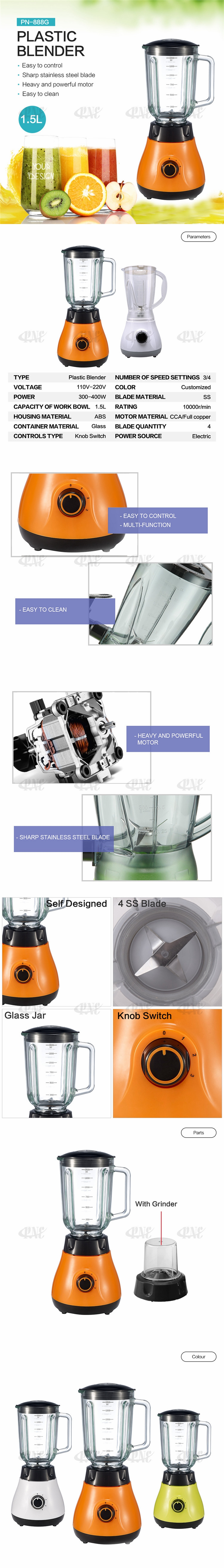 Electric Juicer Blender Table Food Processor Heavy Duty Mixer Grinder In India