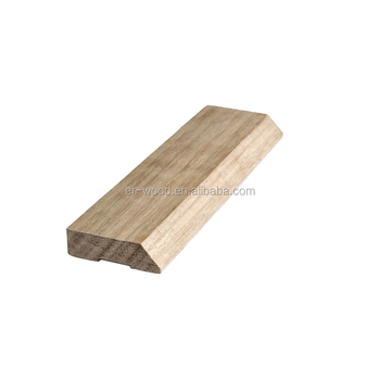 Bevelled Saht Wood Trim Moulding Profile - Buy Saht Frame Moulding ...