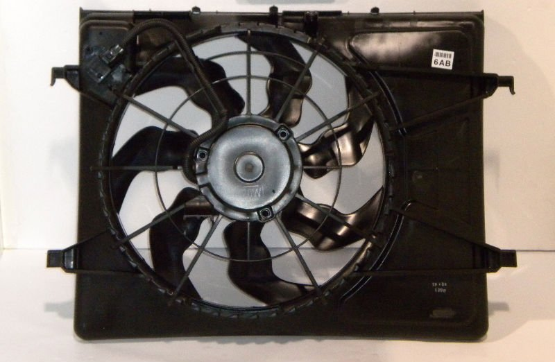 Fan&Shroud , FAN-RAD , FAN-COND , Compressor , air conditioning system