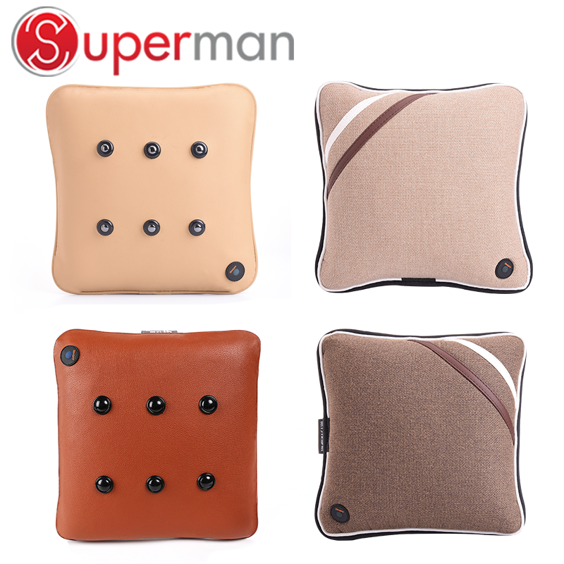 USB Body massage vibrator car seat massager back support cushion body relax seat cushion