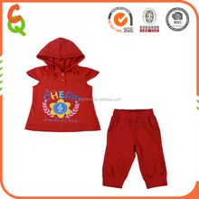 Summer baby girls suits children clothing set baby clothes short-sleeve T-shirt pants 2 pcs kids suit