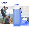 new products 2016 Collapsible Sports foldable silicone water bottle