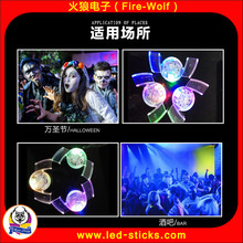 Light Up Teeth LED Party Favors Mouthpiece 2017 China Manufacturer LED Flashing Gifts for Party