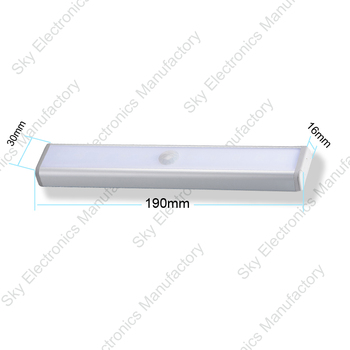 Forecum Brand Home Hanging 10 Led Indoor Motion Sensor Light Stair Closet  Wardrobe Light - Buy Indoor Motion Sensor Light,Indoor Motion Sensor  Ceiling