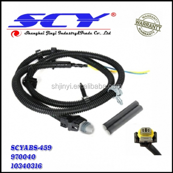 new multifit abs wheel speed sensor wire harness plug pigtail rh alibaba com Chevrolet ABS Harness Trailer Wiring with ABS