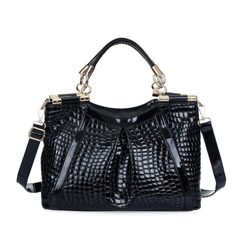 61d818a19c Get Quotations · 2015 Bolsos Desigual Bags Handbags Women Famous Brands  Women Handbag Leather Alligator Luxury Shouder Bag Chain