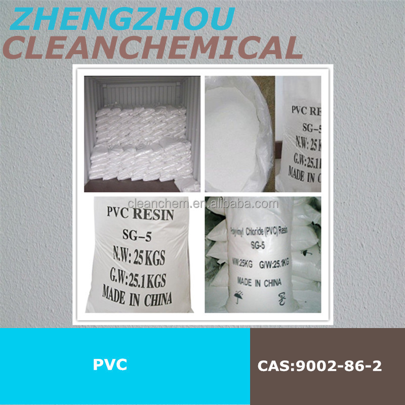 <strong>PVC</strong> & suspension method & SGS report prove our high quality