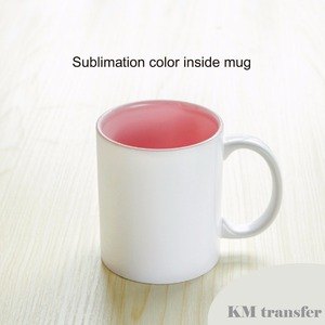 11oz ceramic color changing coffee use 11oz wholesale cups to sublimation