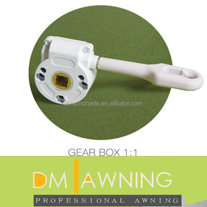 Manual Awning Hand Gear Box for Retractable Awning