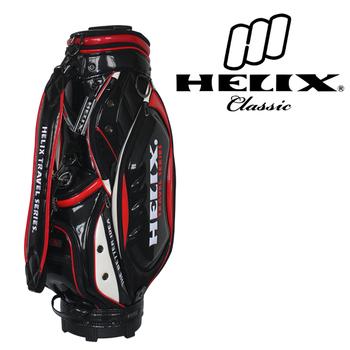 Helix Pu Pvc Material Custom Personalized Golf Bag