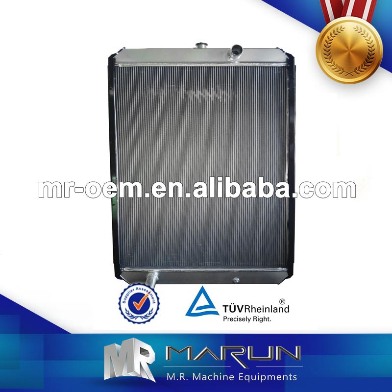 DH300-7 Radiator used for Daewoo Doosan Spare Parts