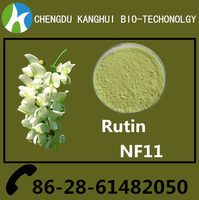 Herbal cosmetic products Antioxidant Products Rutin Powder NF11