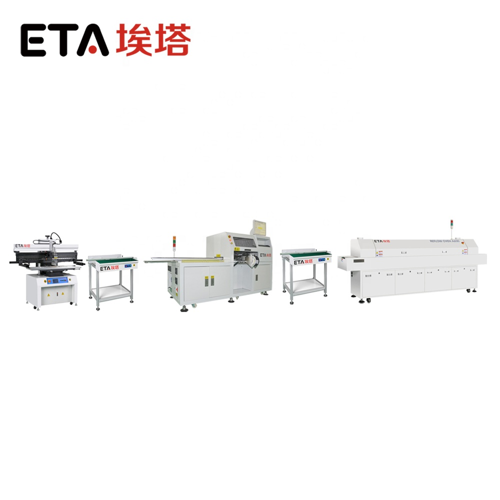 Fully-automatic smt assembly production line , led lamps manufacturing equipment With Great Price