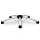 Leather office chair chair parts swivel stainless steel office chair wheel revolving armchair base stand base