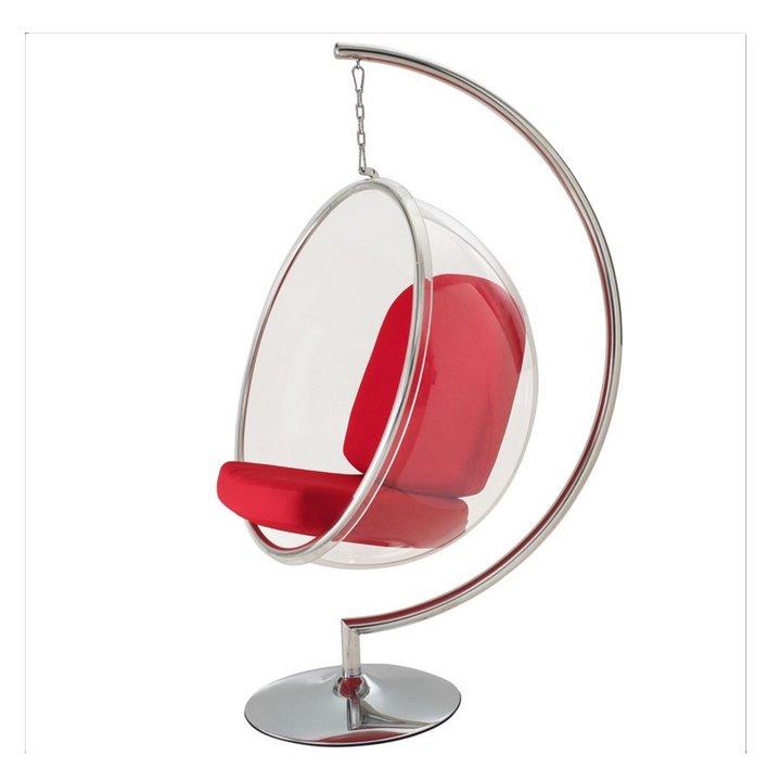 Cocoon Acryl Bubble Chair | Bubbel stoel, Bal stoel, Meubels