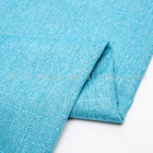 High quality 100% polyester crepe linen fabric for garment