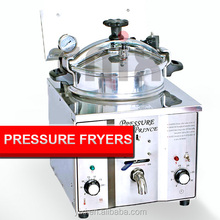 pressure fryer/fast food restaurant machine
