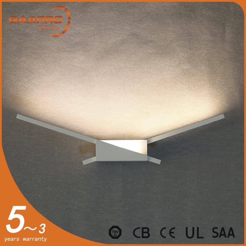10 w intérieur 3000 k4000 k intérieur mur éclairage led mur lampes pour la