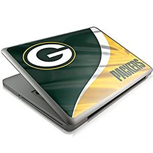 NFL Green Bay Packers Macbook Pro 13 (2011) Skin - Green Bay Packers Vinyl Decal Skin For Your Macbook Pro 13 (2011)