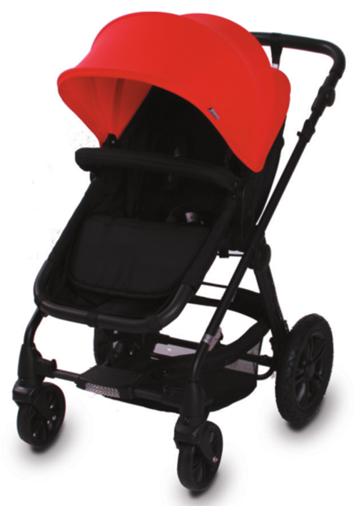 oxford fabric 600d good baby stroller