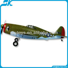 !Hot Sellers Lanyu 2.4G 4CH P-47 Thunderbolt EPO TW 748-3 RC Airplane cheap rc planes
