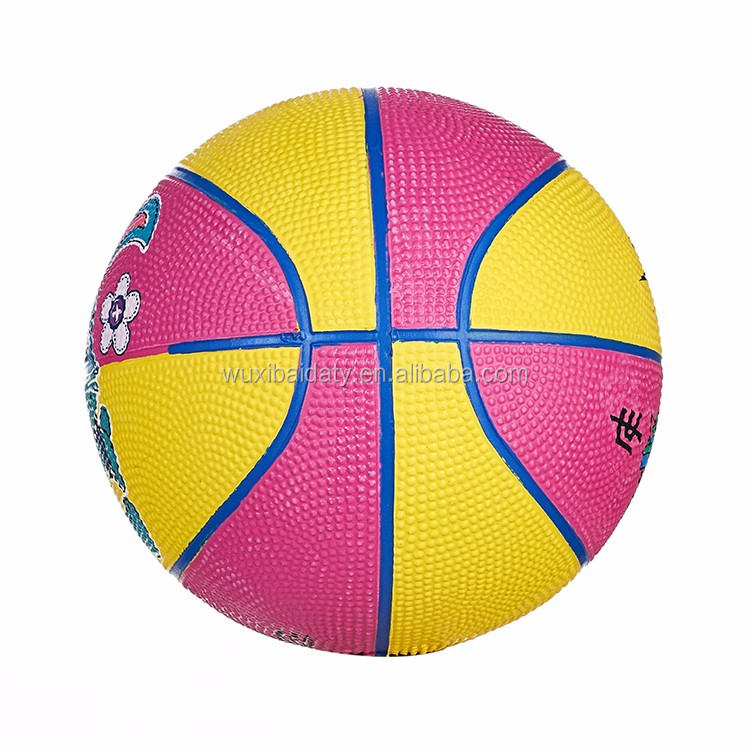 fashion rubber pool basketball from China