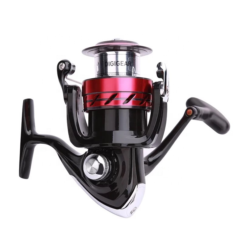 Spinning Fishing Reel Sweepfier 2B CS2BB Collapsible Fishing Reel Smooth Metal Spool Left /Right Fishing Reel for Pesca