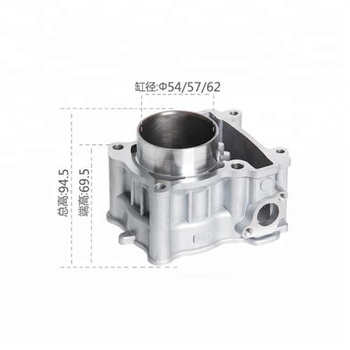 Cylinder Block Lc135 - Buy Motorcycle Parts,Engine Block,Engine Parts  Product on Alibaba com
