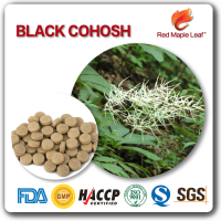500mg Lower Blood Pressure Black Cohosh Herb Pills Pellets Tablets