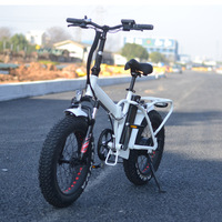 Hot sale ebike, 2018 Fat folding electric bike